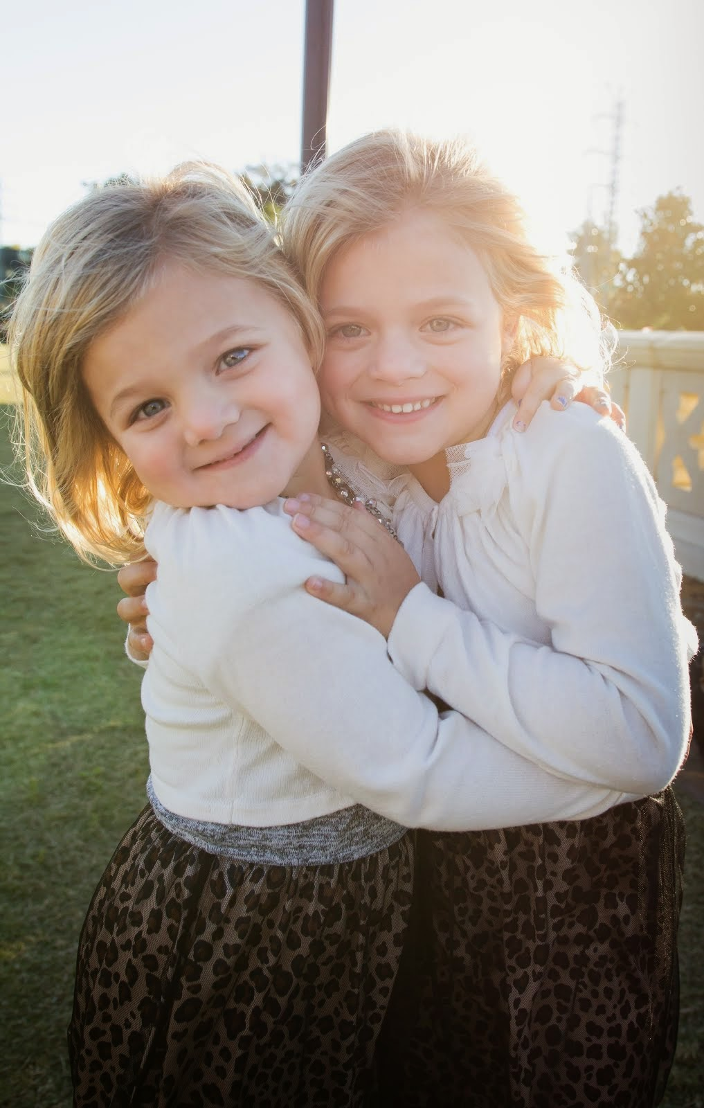 Maddie & Libby