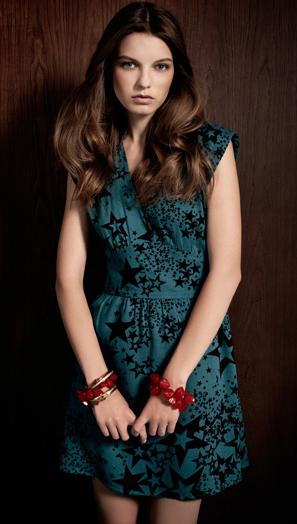 vestidos otoño 2011