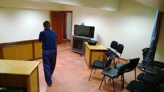 Oficina judicial sarmiento mejoras edilicias for Oficina judicial
