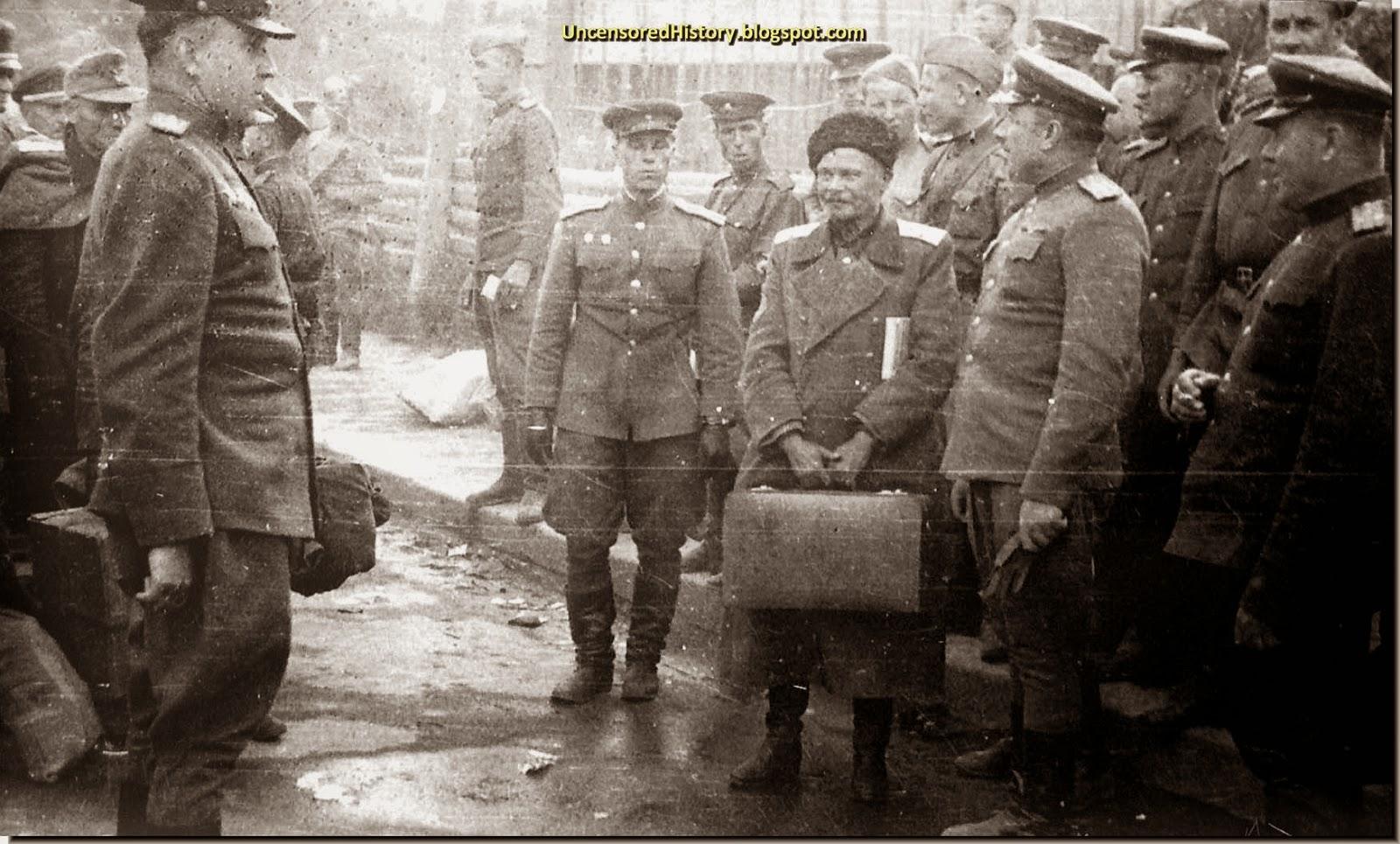 General Krasnov