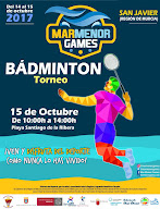 Bádminton Playa