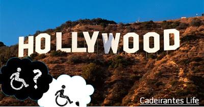 A falha em nossas estrelas de Hollywood