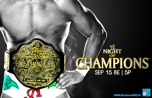 Download WWE Night of Champions 2013 Un-Official HQ Wallpaper [feat. Alberto Del Rio] - Designed By Bhabani, night of champions 2013, night of champions 2013 hq wallpaper, hd, poster, night of champions 2013 wallpaper, free download, 1920x1080, 720p