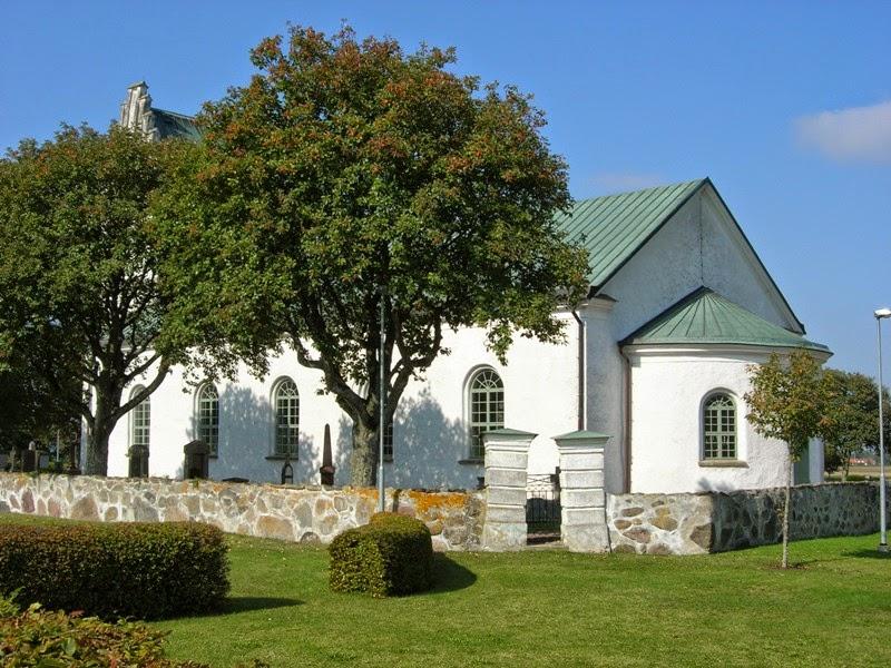Chiesa di Skepparslöv, 6 settembre 2014