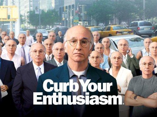 girl your enthusiasm cast Chubby curb