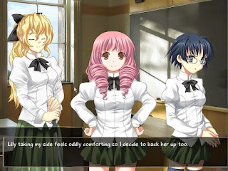 Screenshot Katawa Shoujo