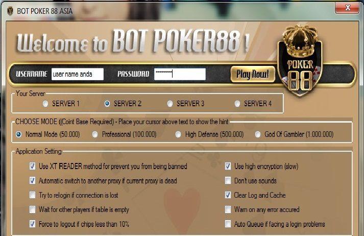 Cheat poker pro id di facebook