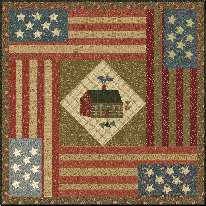 Jan Patek Quilts: Thank You Veterans - One and All!