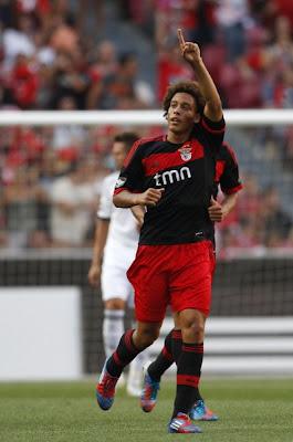 Escandalosa goleada del Benfica sobre el Real Madrid