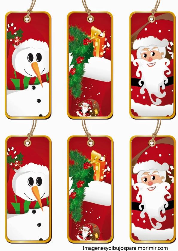 Feliz navidad merry christmas tarjetitas - Dibujos tarjetas navidenas ...