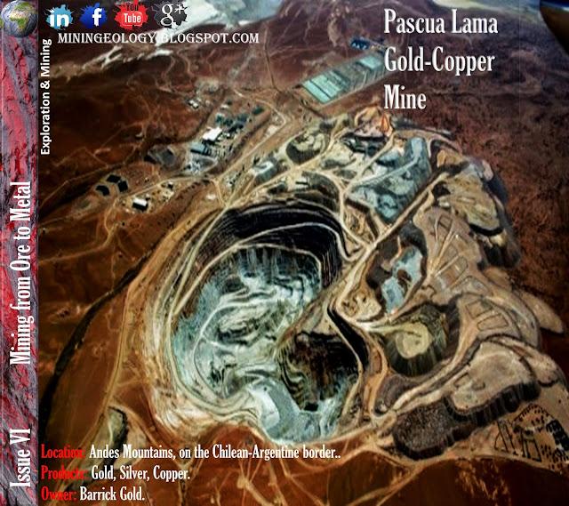 Pascua Lama mine