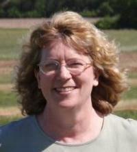 Linda Hubalek- author of the Trail of Thread series