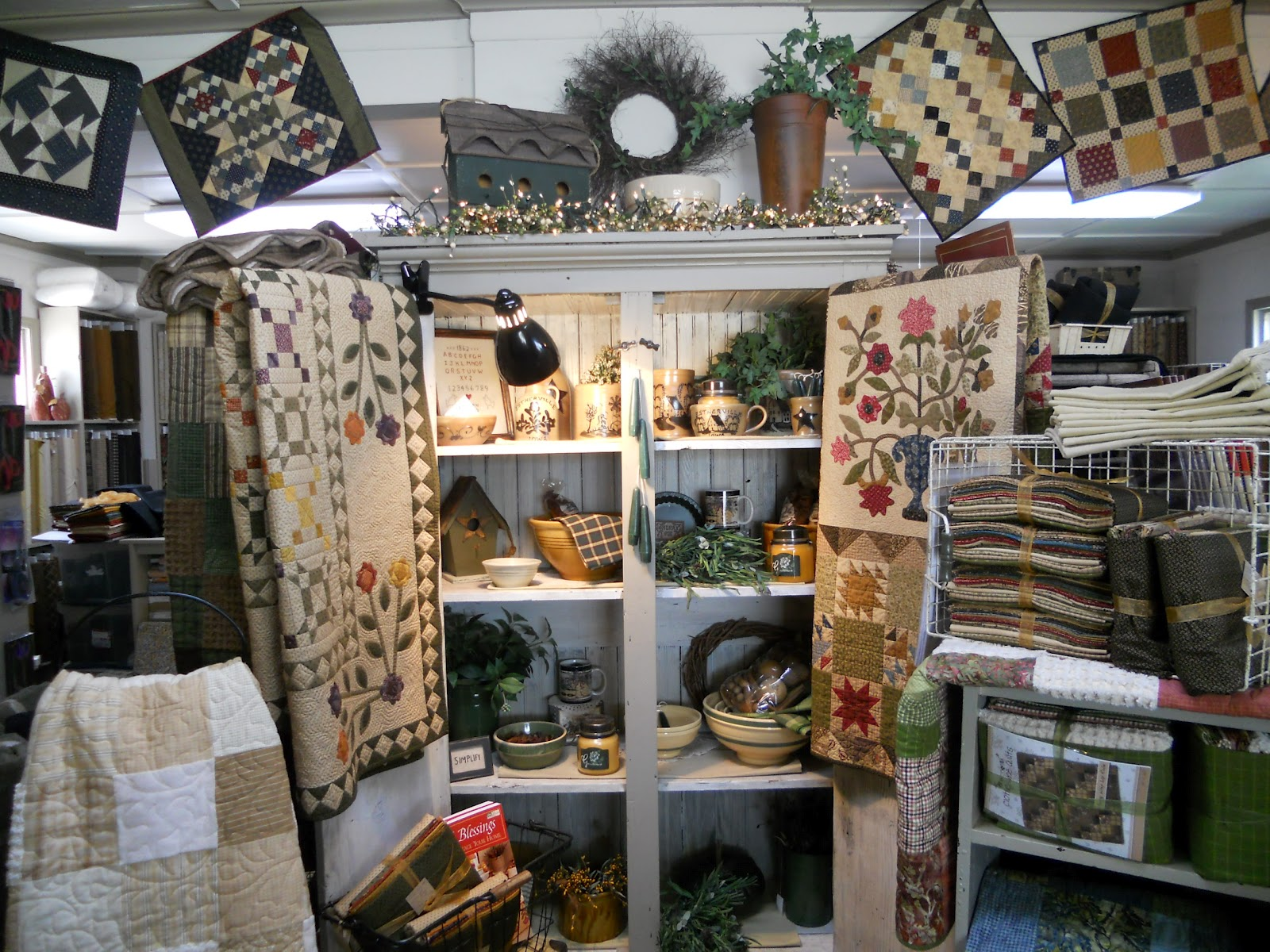 Homespun Quilt Shop