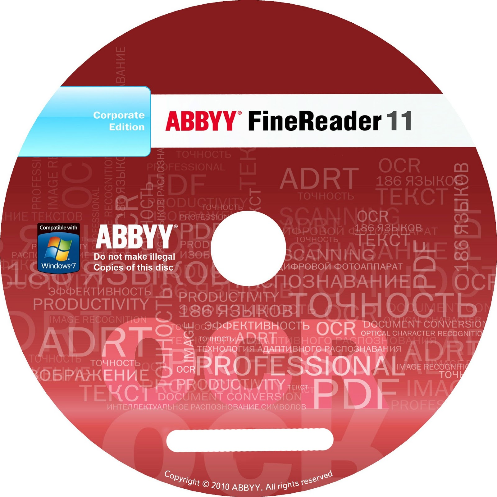 Abbyy finereader 11 - 3