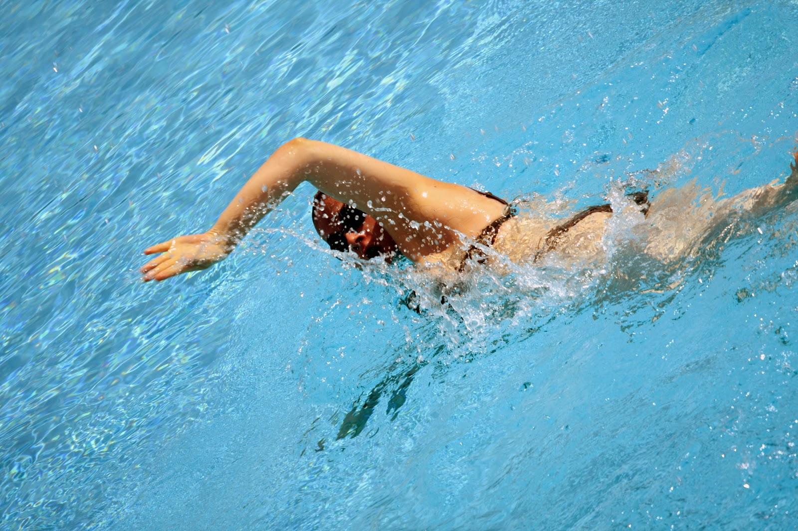 trucos natacion piscina nadar swimming pool nadador