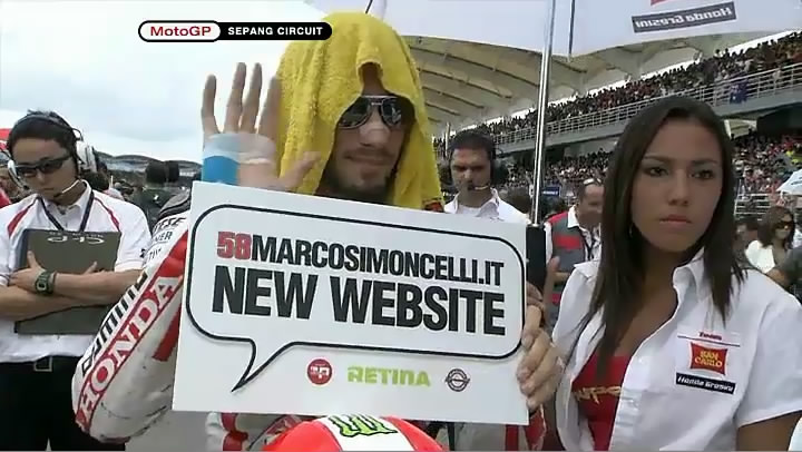 MotoGP Update: pictures: Marco Simoncelli Sepang 2011