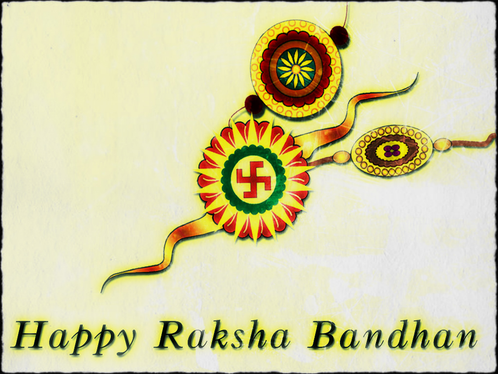 Khushi For Life Simple Raksha Bandhan Cards Rakhi Wishes Cards