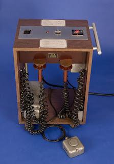 Old Defibrillator