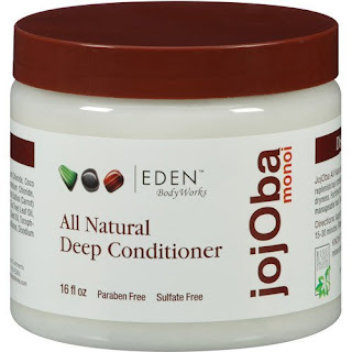Eden Bodyworks All Natural Deep Conditioner : Jojoba Monoi