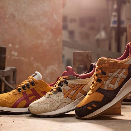 Asics Tiger - Pack Workwear