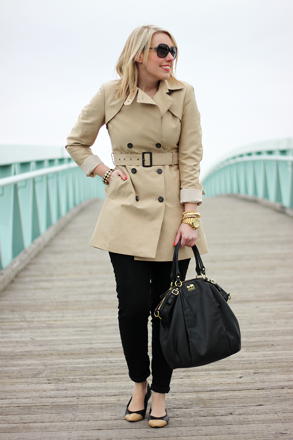 Classic Trench Coat Spring 2013