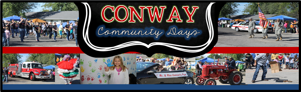 Conway Community Days