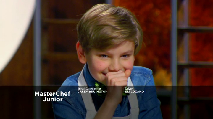 Logan MasterChef Junior Cupcakes on Fox MCJ2 blog post Sean