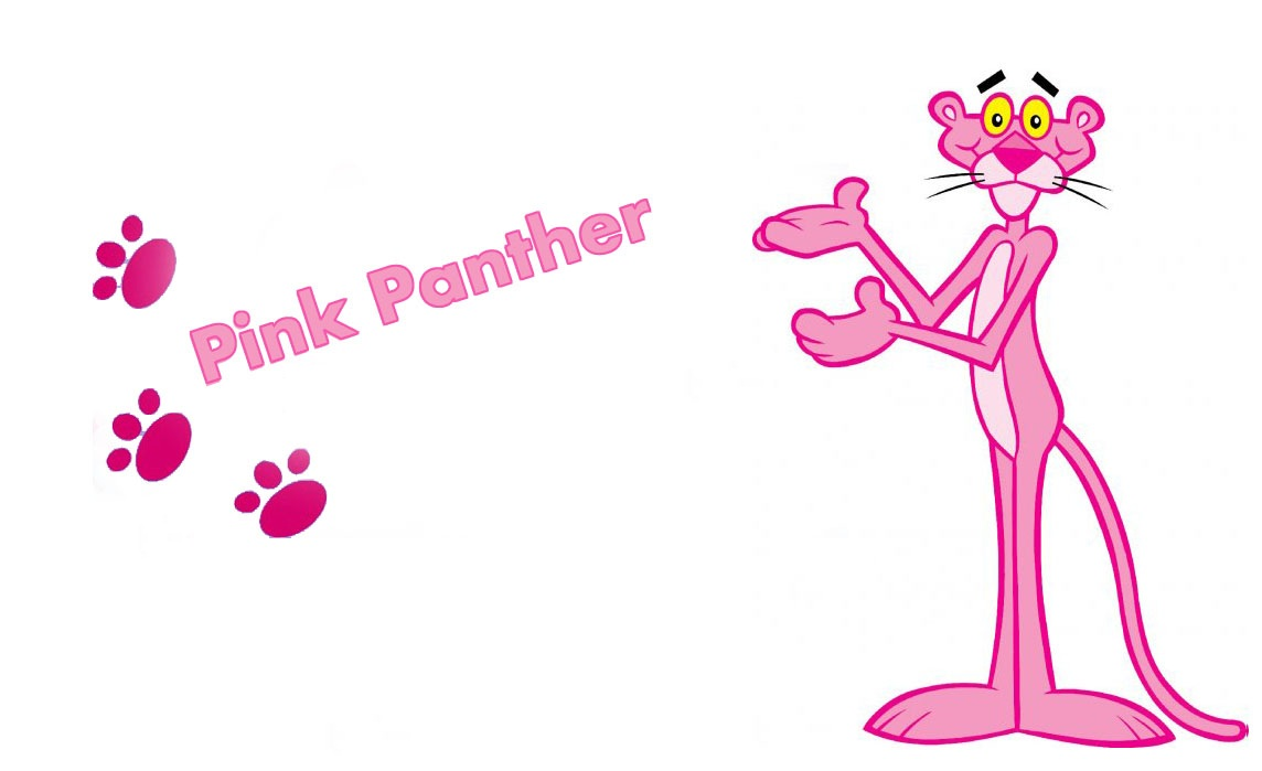 pink pather
