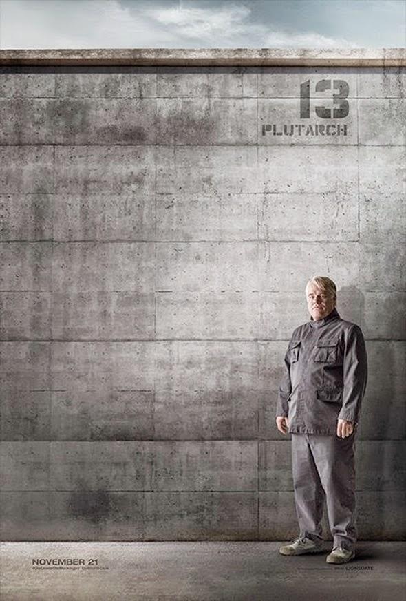 Poster viral Distrito 13 para Juegos del Hambre: Sinsajo Parte 1 - Plutarch