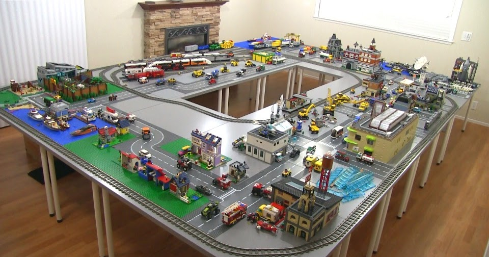 Introducing New Jang City The Lego Layout