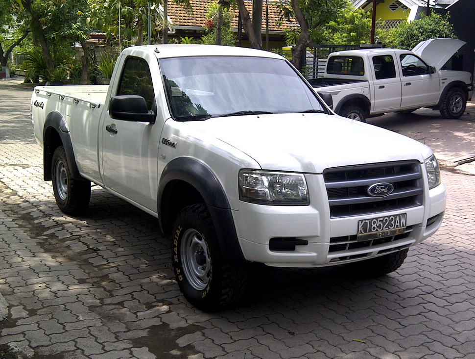 Automoda Ford Ranger 2008 Single Cabin Pick Up