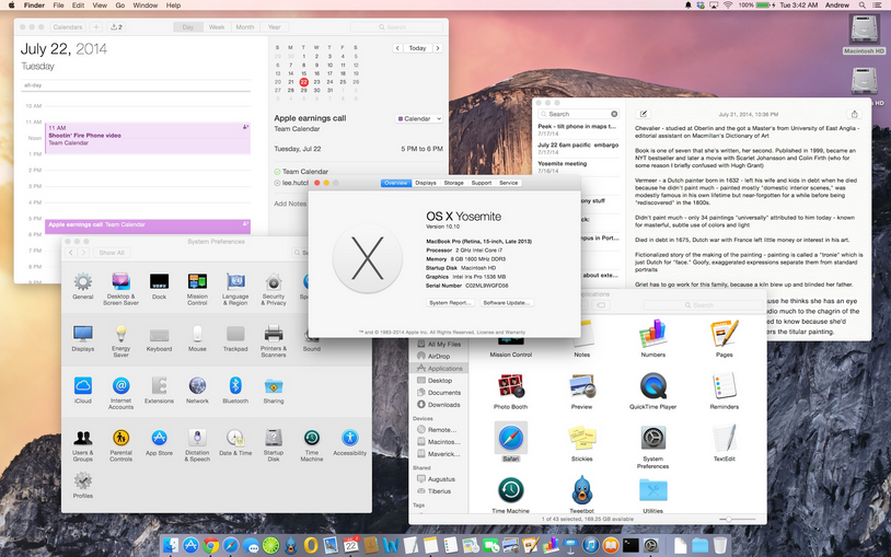 mac os x bootable download