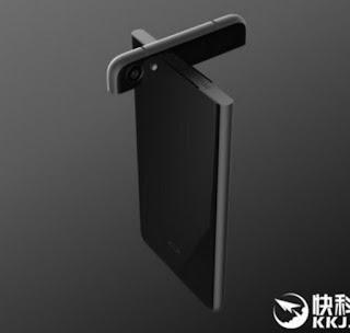 ZUK Z2: Renders δείχνουν περιστρεφόμενη κάμερα