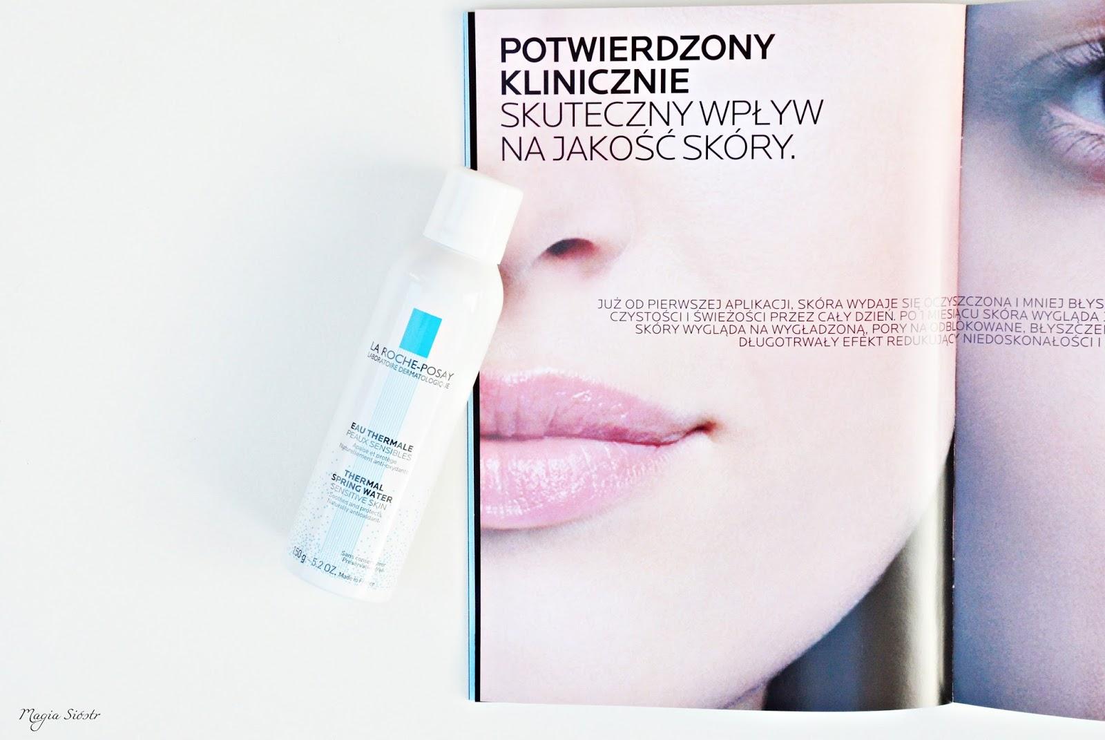 La Roche Posay kosmetyki do twarzy, recenzja