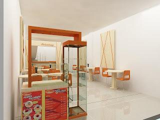 Desain Etalase - Food Display Empek empek ungaran 04