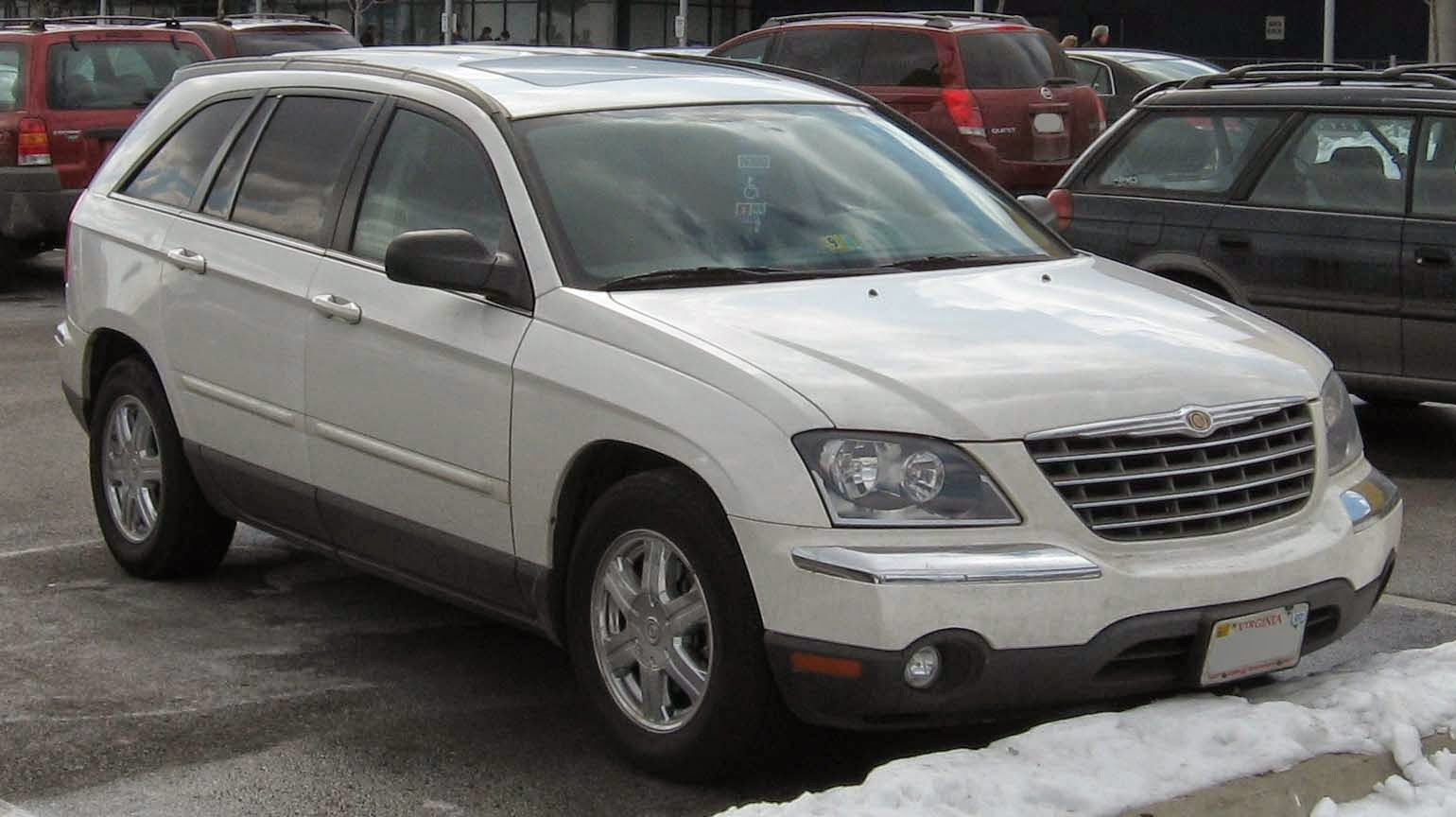 Welcome to Pics of Cars . Are you looking for Chrysler Pacifica ? We ...