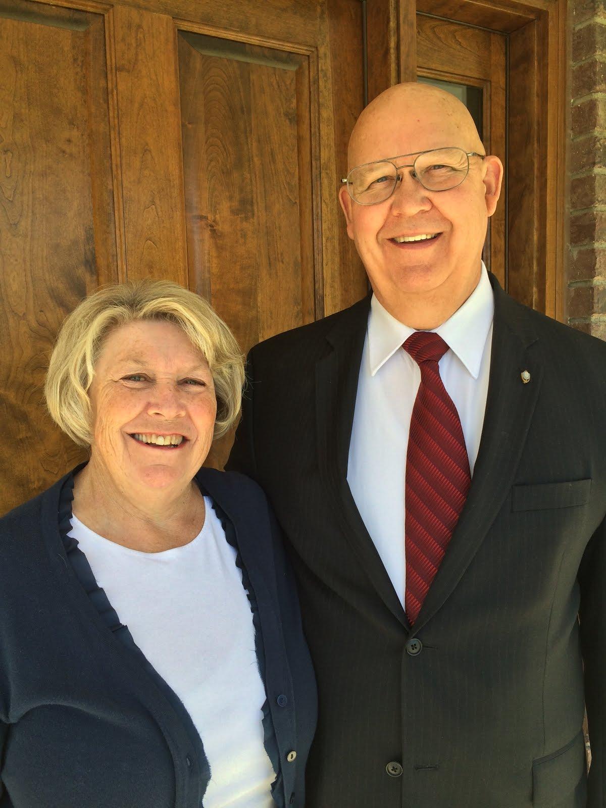 Elder & Sister Anderson