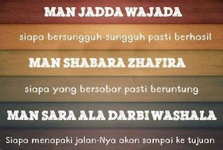 Contoh Motto