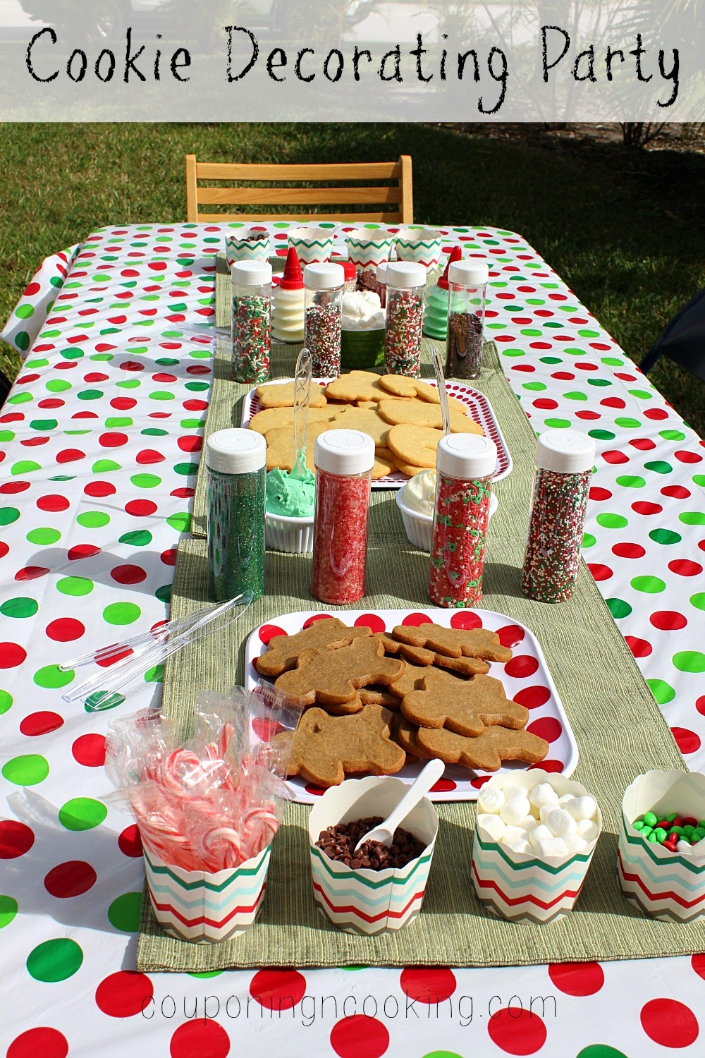 Wonderful Christmas Cookie Party Ideas Part - 8: When It Comes To The Holidays, Justin And I Love Entertaining. We Always  Host A Huge Annual Christmas Party For Family And Friends But We Also Like  To Just ...
