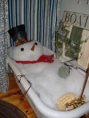 Αστείοι χιονάνθρωποι-9