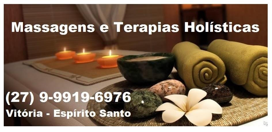 Massagens e Terapias Holísticas