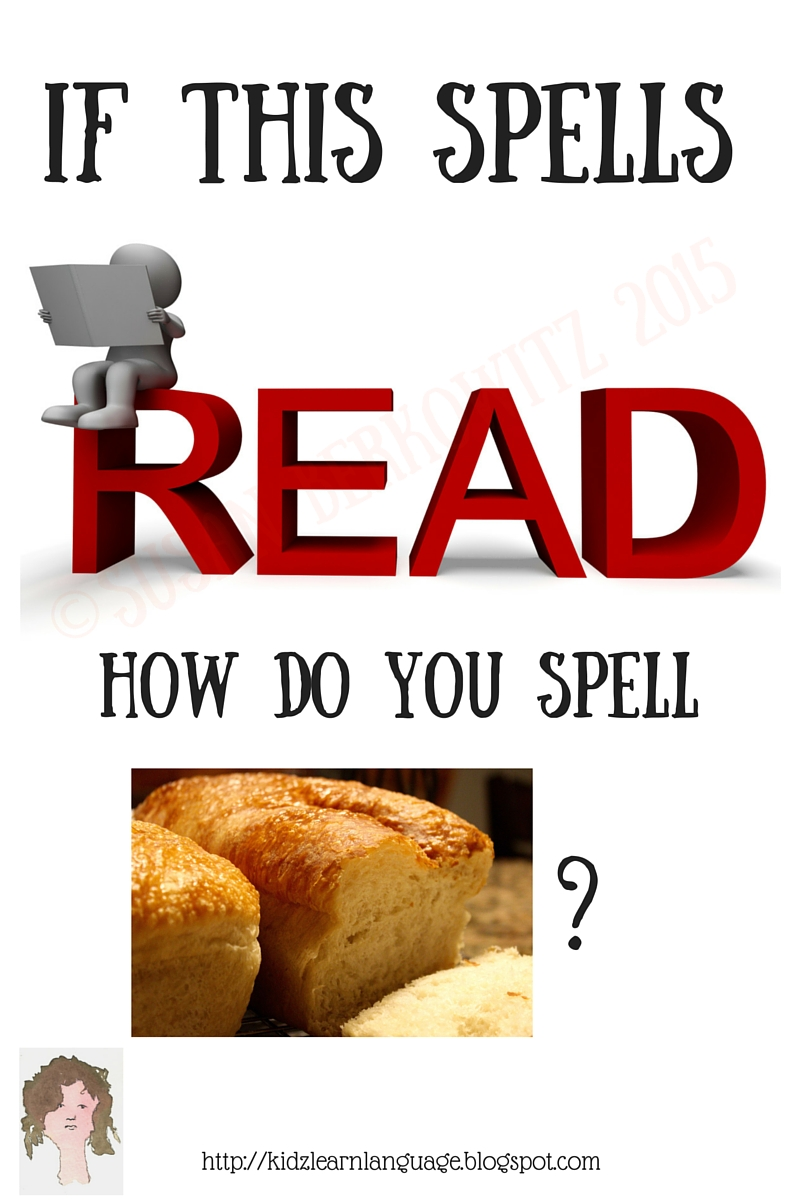 Kidz Learn Language If This Spells Dead How Can You Spell Head - Can you spell