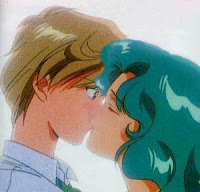 sailor Urano y sailor neptuno