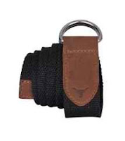 Amazon : Hidekraft Canvas Leather Belts Buy 1 Get 1 Free Starting at Rs.499