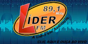 RÁDIO LÍDER FM - PAULICÉIA .