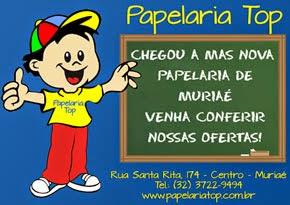 PAPELARIA TOP
