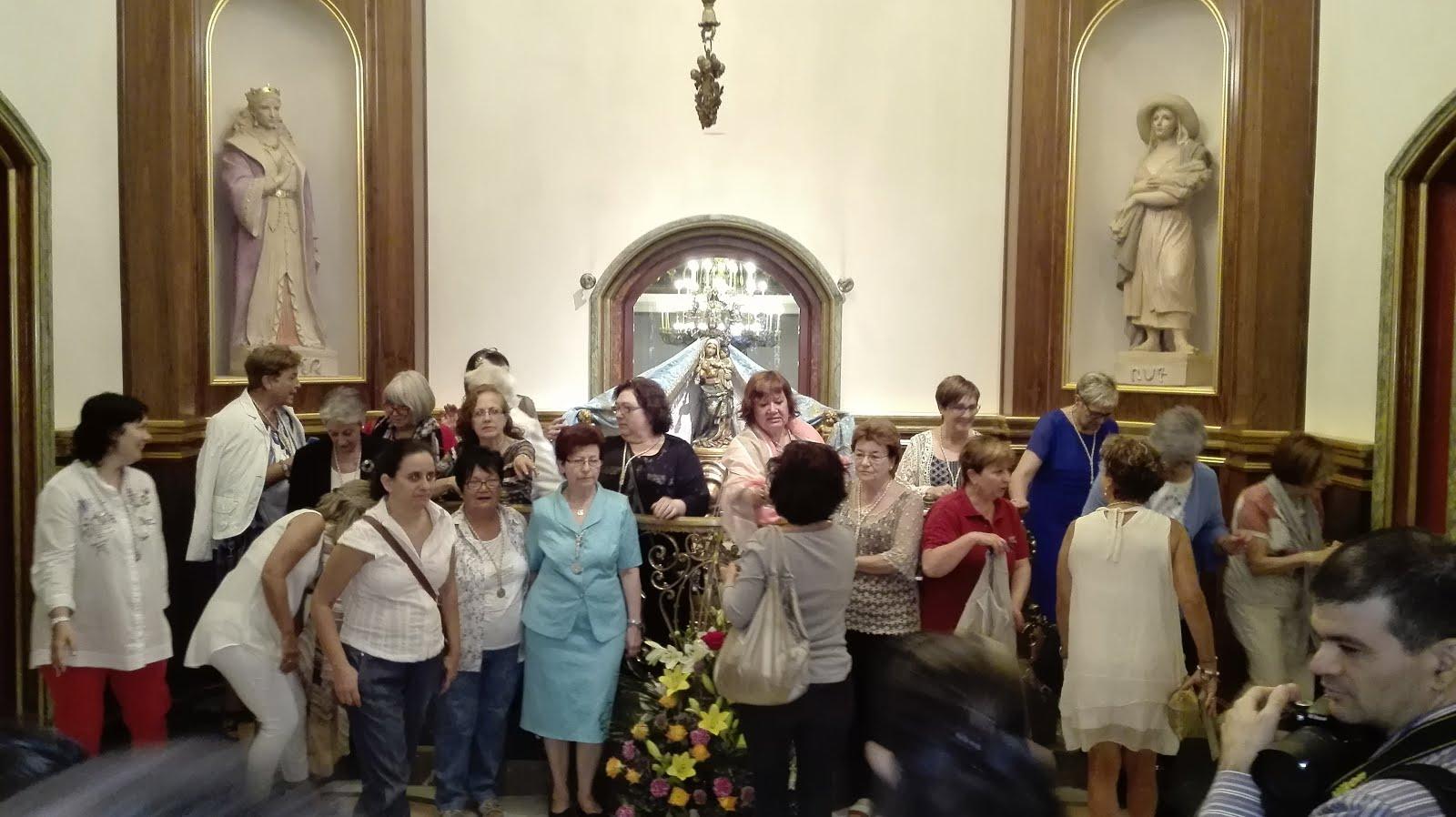 Trobada del Grup de Misericòrdies 2015
