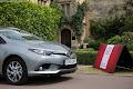 Toyota 50 years UK