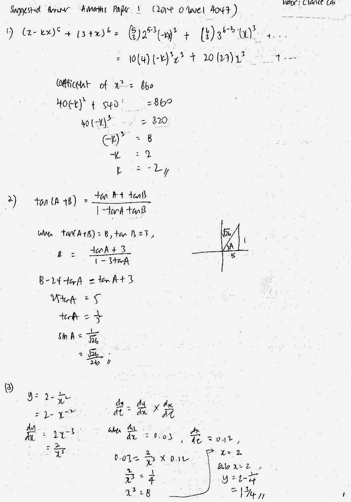 ... logarithms applications log trigonometric identities question jφss