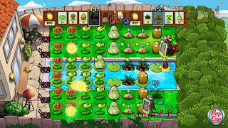Plants vs zombies 2 3 yang pastinya kembangan dari plants vs zombies 1
